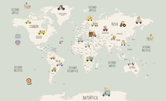 Mapas III
