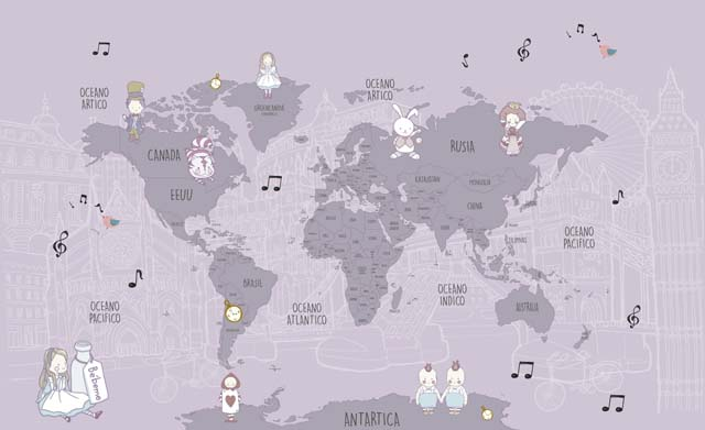 Mapas IV